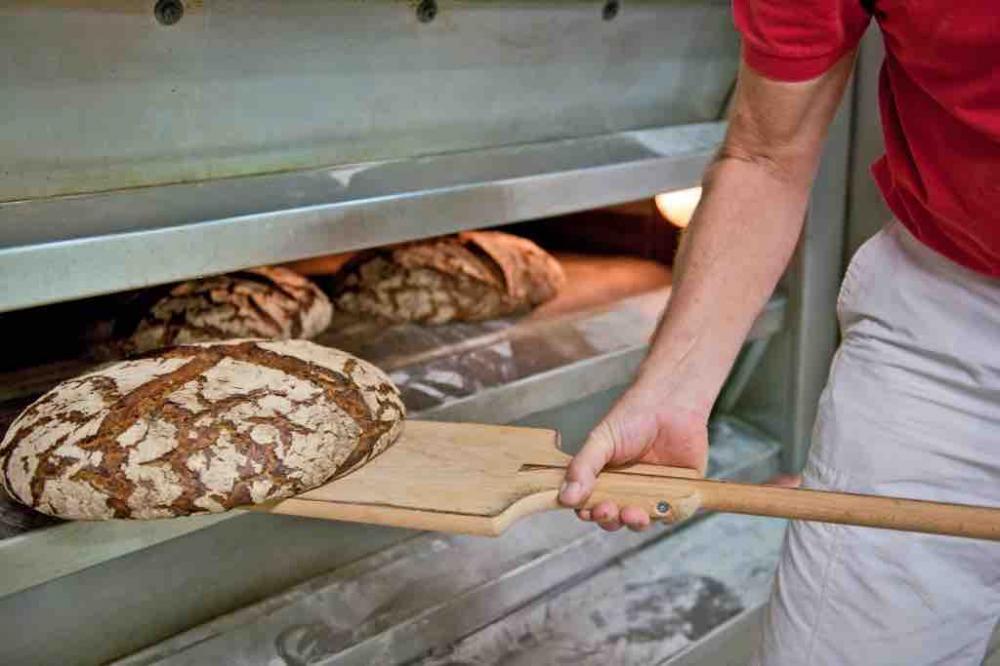 Brot backen - echtes Handwerk